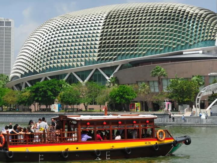 싱가포르 리버 크루즈